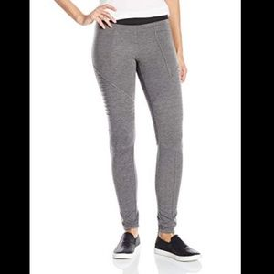 freestyle revolution Christina moto leggings Gray